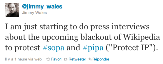 Jimmy Wales Wikipedia off