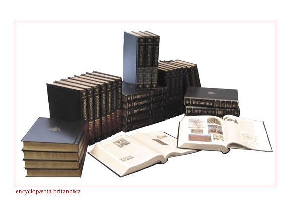 Encyclopédie Britannica  DR