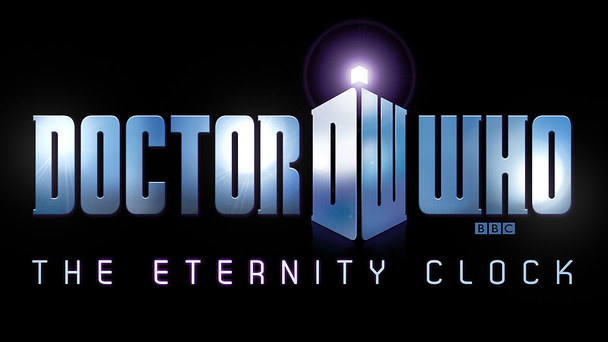 Docteur Who The eternity clock