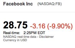 Facebook action mardi 29 mai 2012