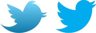 Twitter Larry Logo