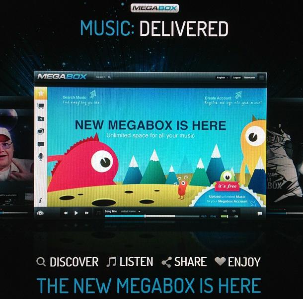 Megabox Kim Dotcom