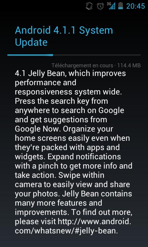 Android 4.1.1 Nexus S