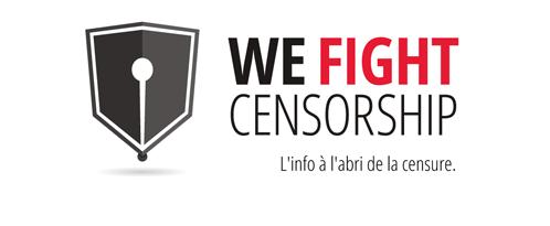 we fight censorship