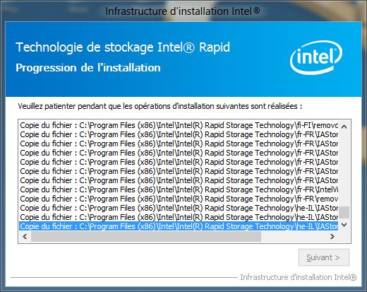 Windows 8 Intel RST 11.5