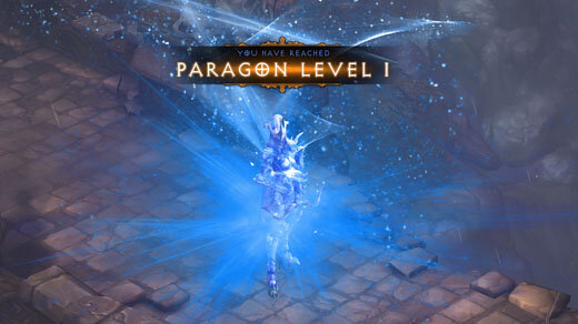 Parangon Diablo III D3
