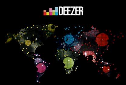 Deezer monde