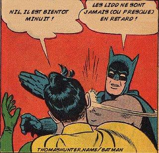 LIDD 409 Batman