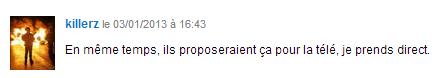 free pub numerama commentaire