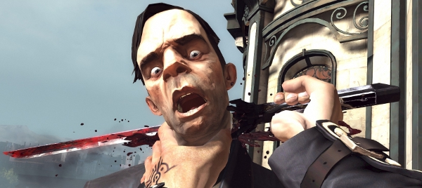 Dishonored Violence