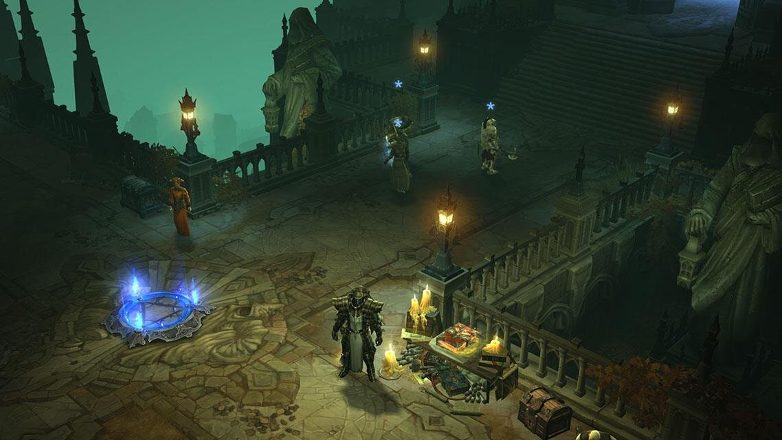 Diablo III Croisé