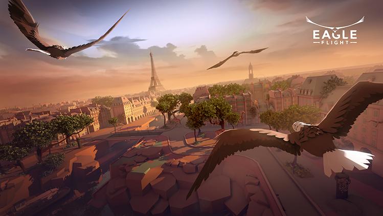 Eagle Flight PS VR