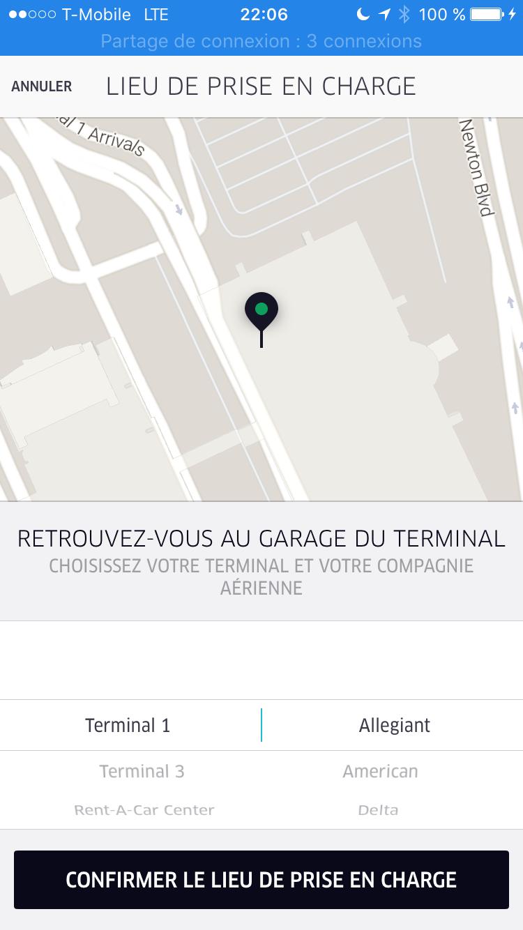 Uber Las Vegas