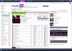 MusicMe Apach Network