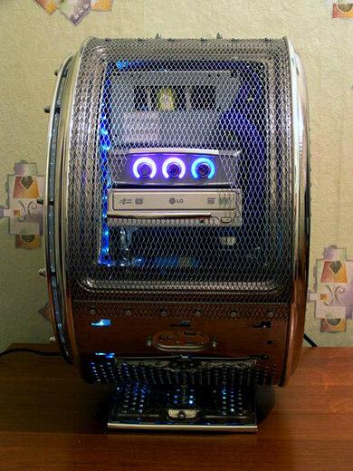 comment j 39 ai transform ma machine laver en pc next. Black Bedroom Furniture Sets. Home Design Ideas