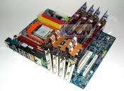 Quad CrossFire RD790 Gigabyte HD 2600XT