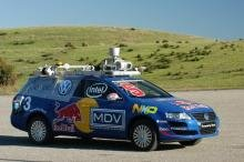 robot voiture