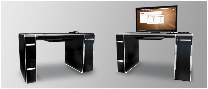 gain d 39 espace et de fonctionnalit s le bureau ordinateur next inpact. Black Bedroom Furniture Sets. Home Design Ideas