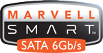 Marvell S-ATA 6 Gbps