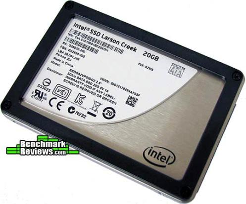 Intel SSD 311 Series Larson Creek
