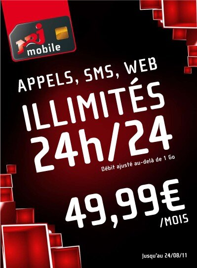 NRJ Mobile Ultimate Illimité