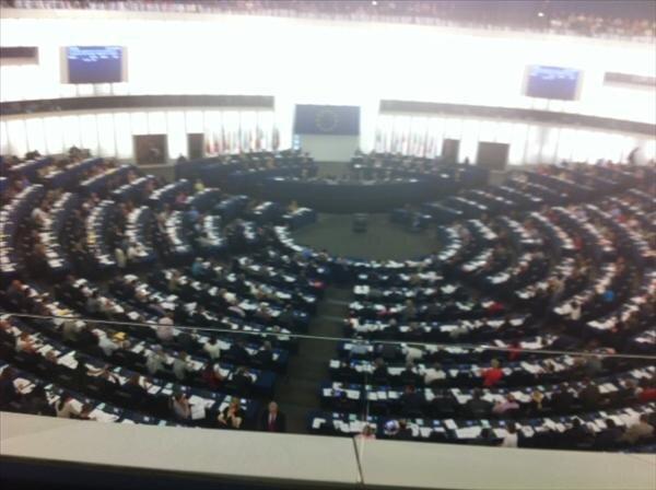 ACTA parlement européen
