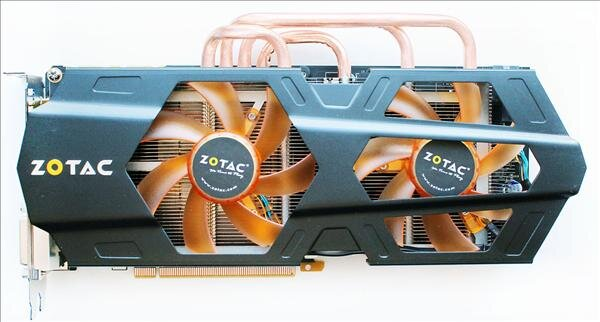680 GTX AMP! Zotac