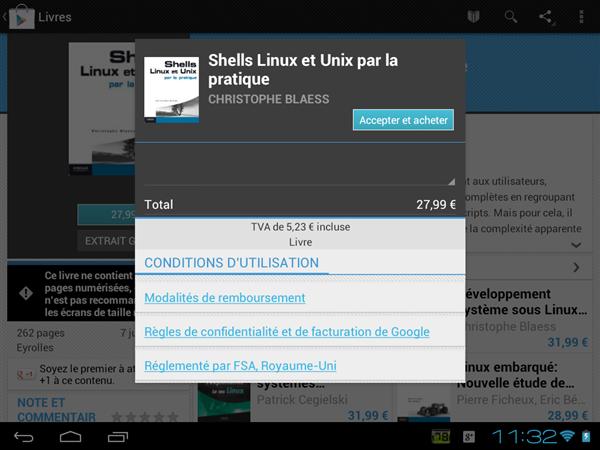 Google TVA Ebook