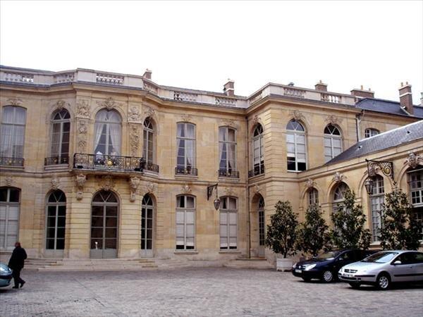 Hôtel de Matignon Frédéric de Goldschmidt