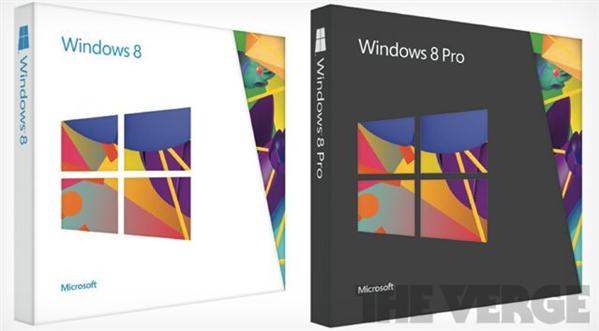 Windows 8 boite