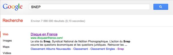 snep google
