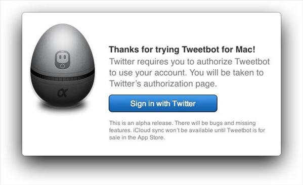 Tweetbot Mac Alpha Twitter Limit