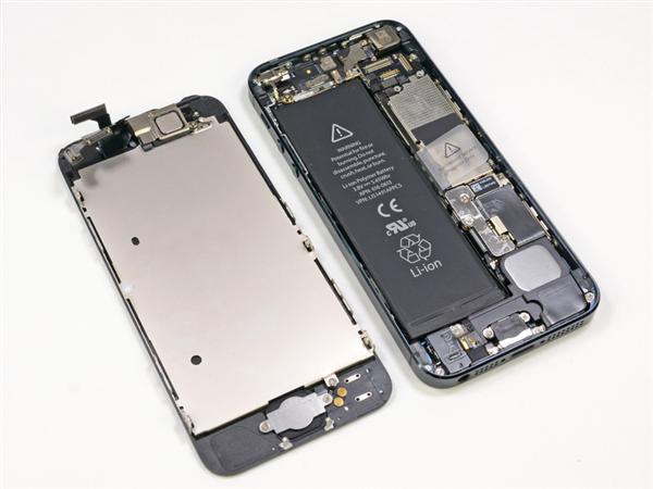 iPhone 5 ifixit