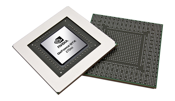 GeForce GTX 670 MX