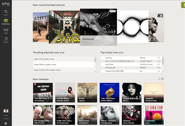 Spotify Web Beta