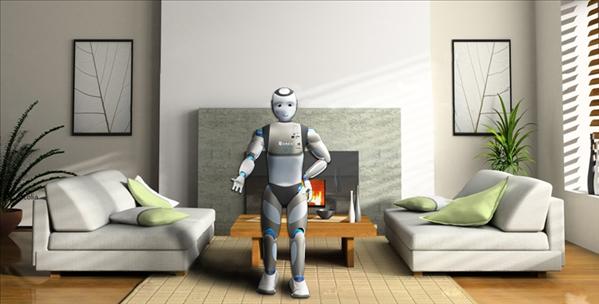 Romeo Aldebaran Robotics