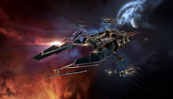 Eve Online MoMA
