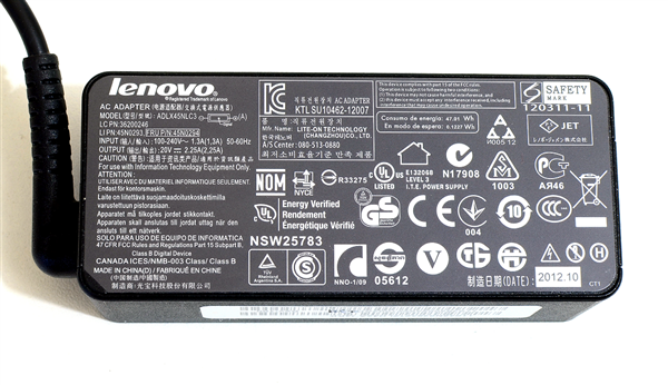 Alimentation Lenovo IdeaPad Yoga 11