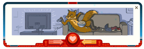 google saint valentin