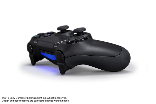 PlayStation Daul Shock 4