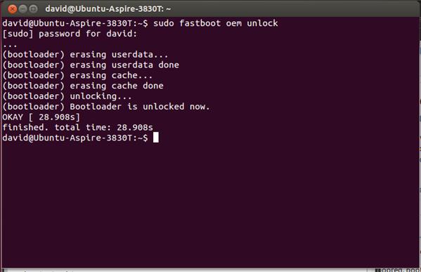 Ubuntu Touch Developer Preview