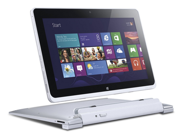 tablette Acer Iconia W510 Windows 8
