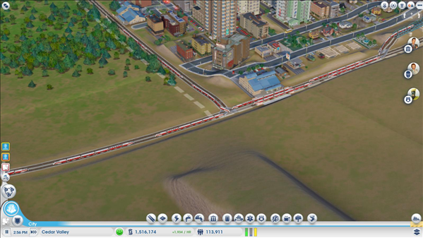 SimCity 2.0 Train bug Reddit