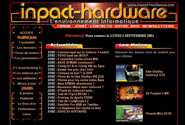 INpact Hardware