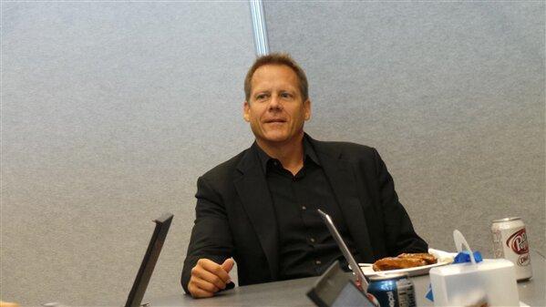 Doug Fisher Intel IDF 2013