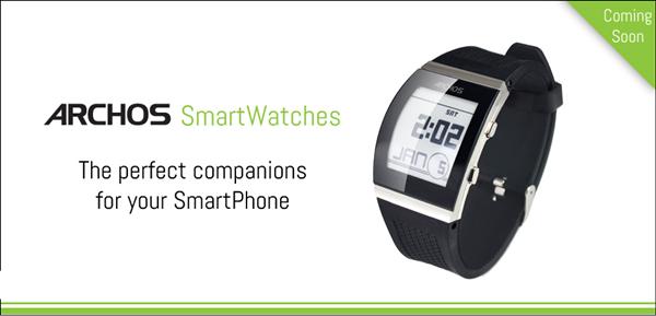 Archos Smartwatches Teaser