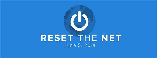 reset the web