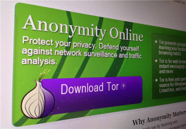 tor onion router