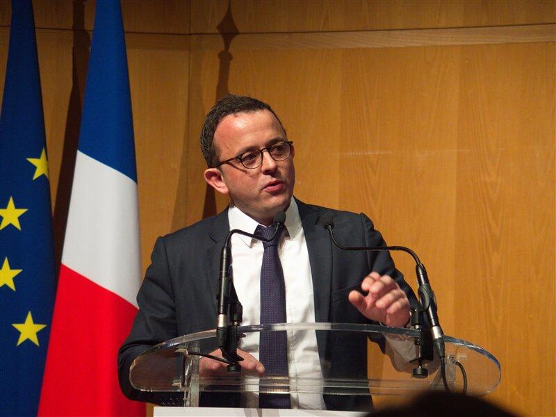 Antoine Darodes Mission Très Haut Débit THD Bercy
