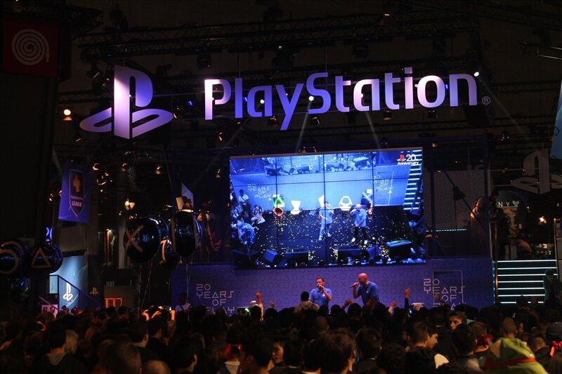 Paris Games Week PlayStation